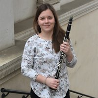 Private CLARINET lessons in Stockholm area taught by a classical music student at KMH